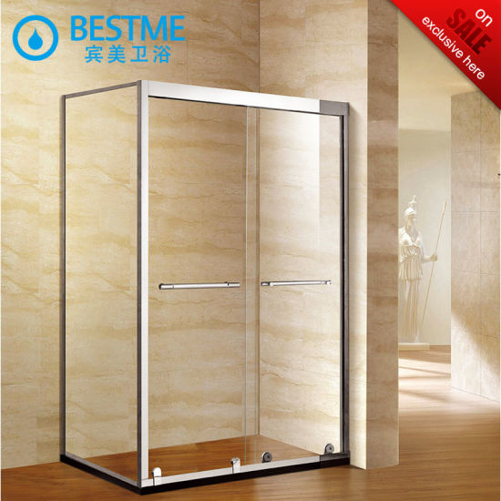 2018 Best Selling Stainless Steel Shower Enclosure (BL F3007)