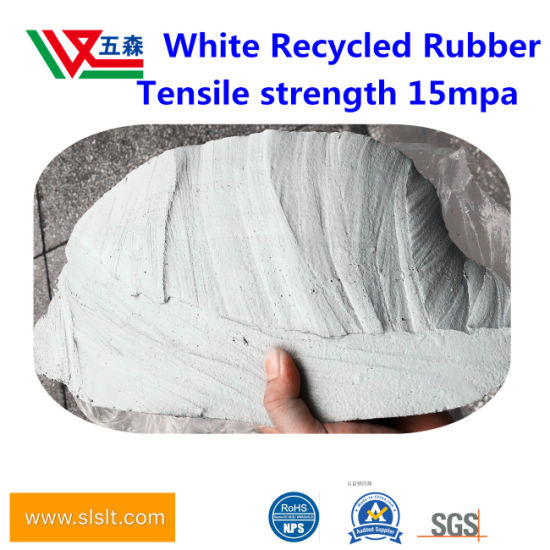 Rubber for Sole, Recycled Rubber for Track and Field Rubber Tire Rubber Natural Recycled Rubber