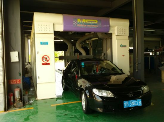 Automatic Tunnel Vehicles Cleaner, Car Wash Machine pictures & photos
