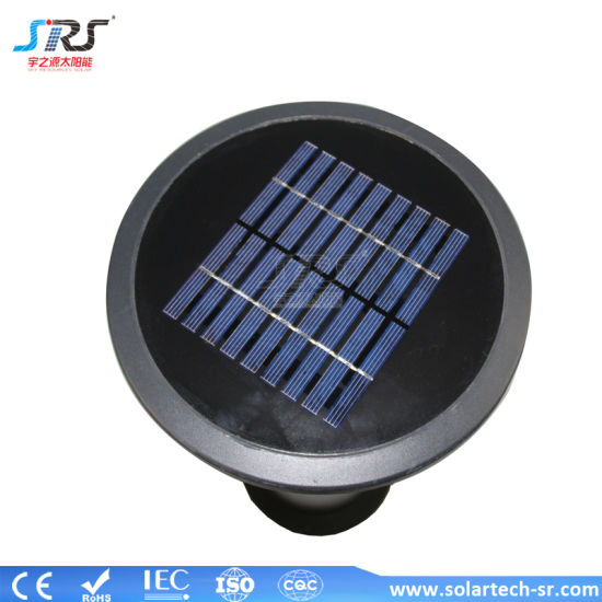 Modern IP65 Outdoor 1.5W Solar LED Lawn Lamp for Garden pictures & photos