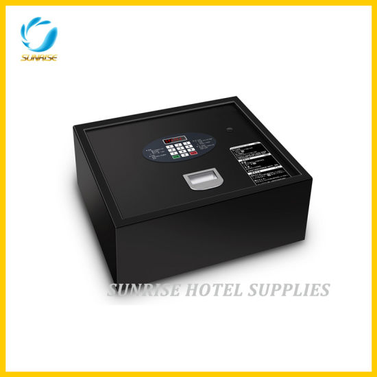 LCD Display Laptop Size Digital Safe Box for Hotel