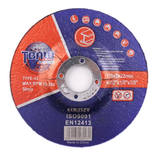 China Manufacturer 5 Inch125X3mm Abrasive Disc Cutting Grinding off Wheel for Metal Grinding Wheel Buy Grinding Wheel Disco De Corte Y Desbaste Rueda De Corte