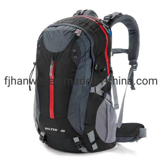 40L Nylon Outdoor Leisure Durable Camping Hiking Bag