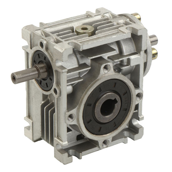 Mechanical Power Transmission Motovario Like Nmrv Serise Mini Worm Reduction Gearbox