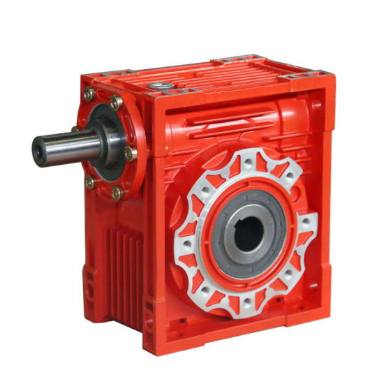 Nmrv Right Angle 90 Degree Reduction Worm Gear Speed Reducer
