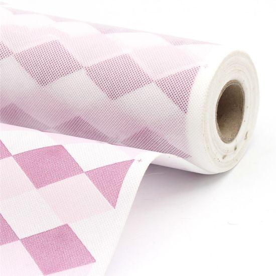 PP Spunbond Non-Woven 100% Polypropylene Printed Non Woven Fabric