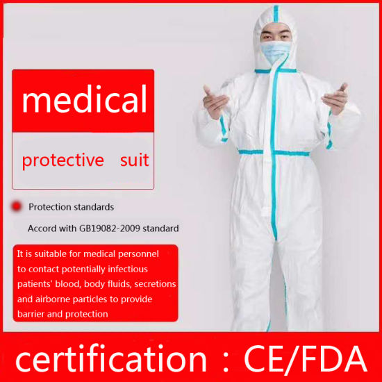 Disposable Protective Clothing _ Medical Protective Clothing _ Sterile Cleaning Clothing