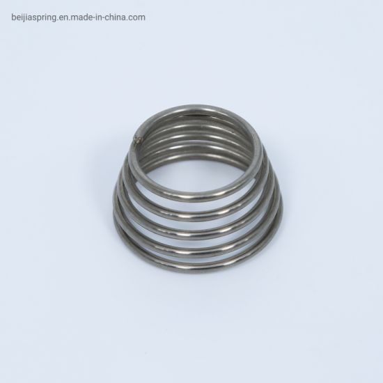 China Manufacturer Small Steel Coiled Wire Compression Spring pictures & photos