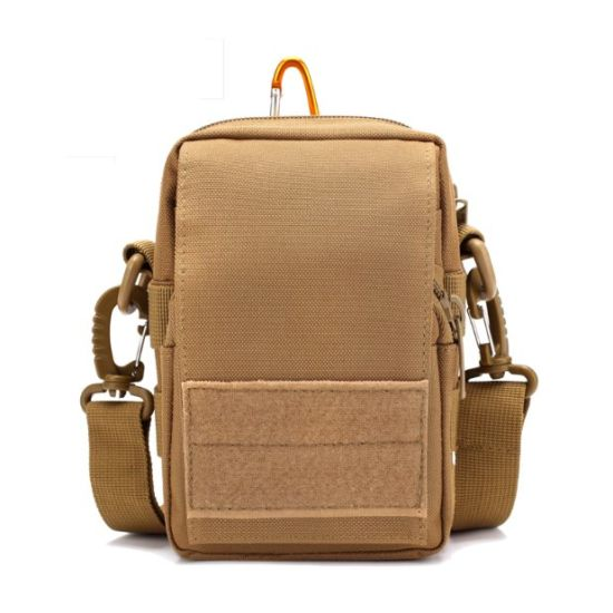 Drop Tactical Waist Fanny Pack Belt Hiking Bag Casual Mini Men Running Belt Pouch