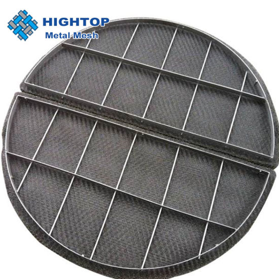Monel Knitted Wire Mesh Used in Moisture Separator