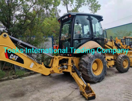 Used Caterpillar Backhoe Loader 420f in Excellent Working Condition with Amazing Price. Secondhand Cat Backhoe Loader 416e for Sale.