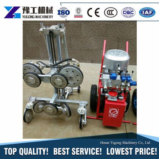 China Electric or Diesel Hydraulic Mining Diamond Wire Saw Machine ...