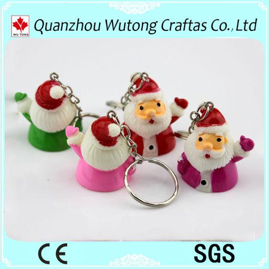 49577776efc19 China High Quality Resin 3D Mini Christmas Decorative Items Resin ...