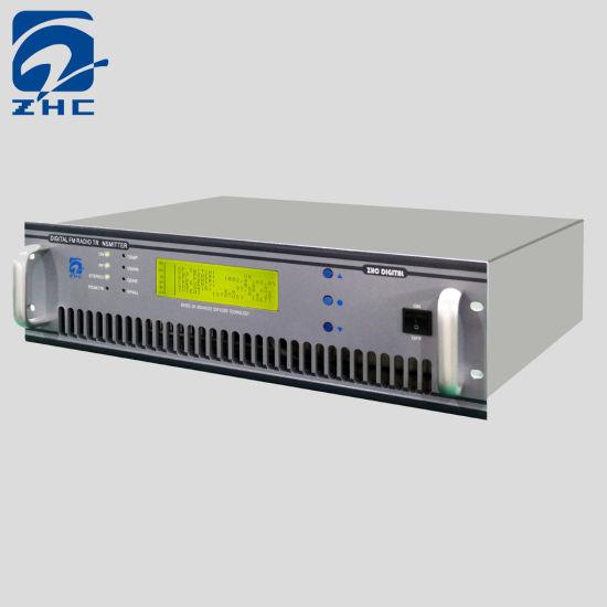 1kw FM Radio Transmitter Analog&Digital Input