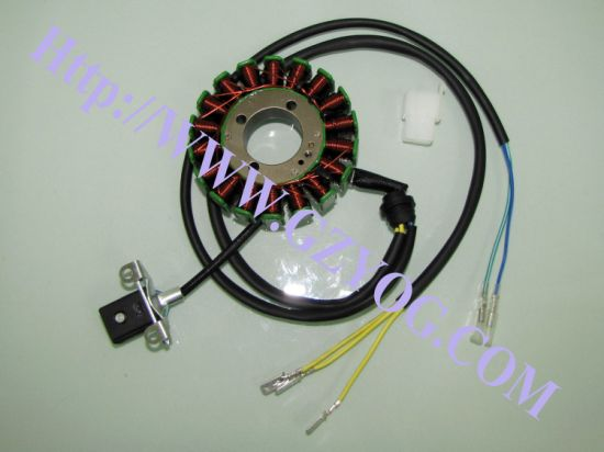 China Supplier Magneto Coil Stator Comp for Cg-200 pictures & photos