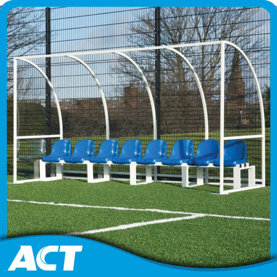 Guangzhou Act Best Selling Football Team Shelter / Substitute Bench Portable pictures & photos