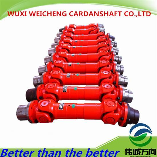 SWC Series Medium Duty Industrial Cardan Shaft for Equipment pictures & photos