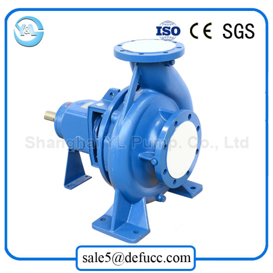 Electric Motor Horizontal End Suction Centrifugal Marine Drainage Pump pictures & photos