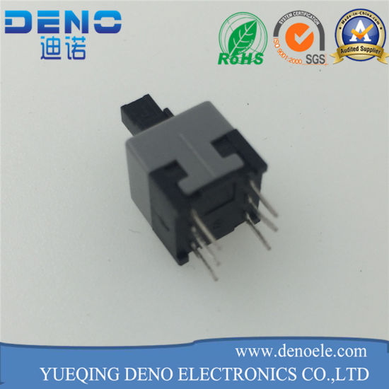 Key Pressure Switch with Self Locking Switch pictures & photos