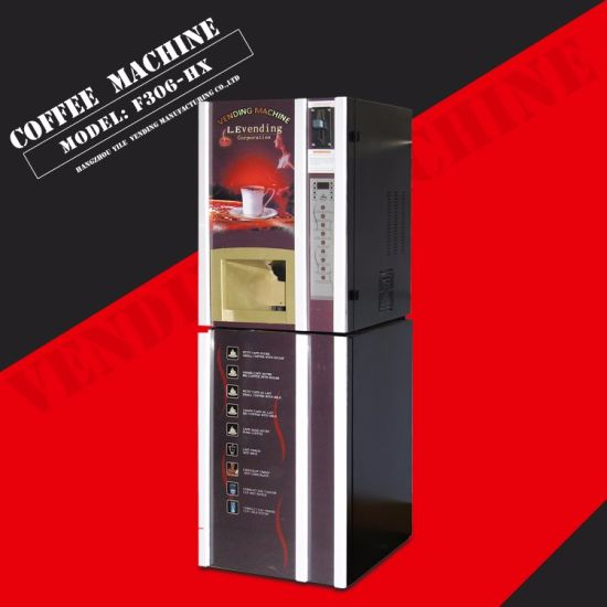 F306-Gx with Price Commercial Coffee Vending Machine