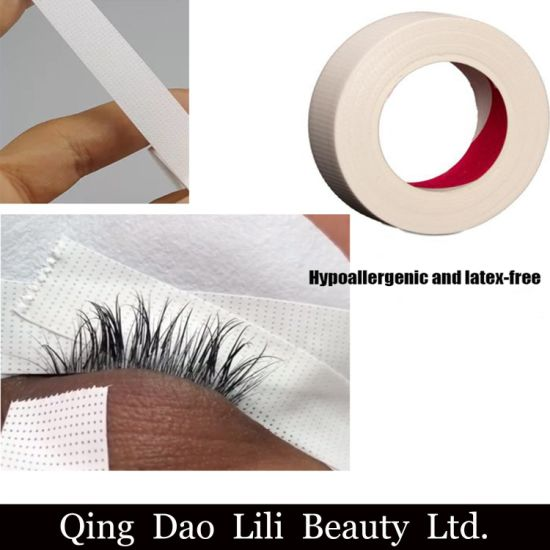 Hypoallergenic and Latex-Free Soft Flex Tape for Lashing Professional  Eyelash Extension Supply Eyelash Extension Tape