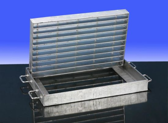 Galvanized Trench Cover with Different Types pictures & photos