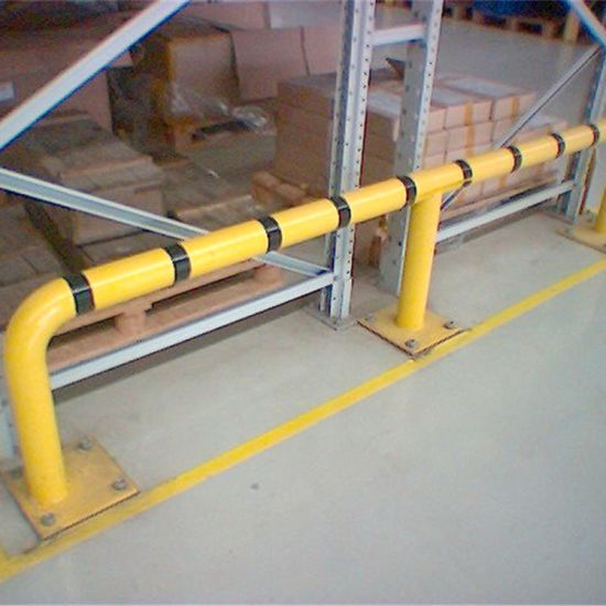 China Frame Barrier for Steel Rack - China Frame Protector, Protector