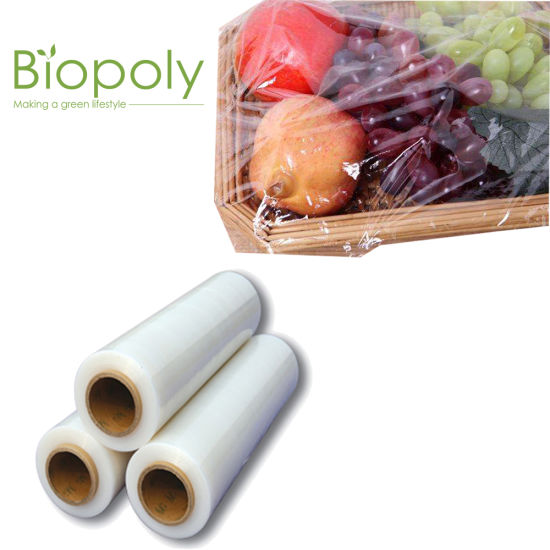 China Food Service PLA Biodegradable Plastic Food Packing