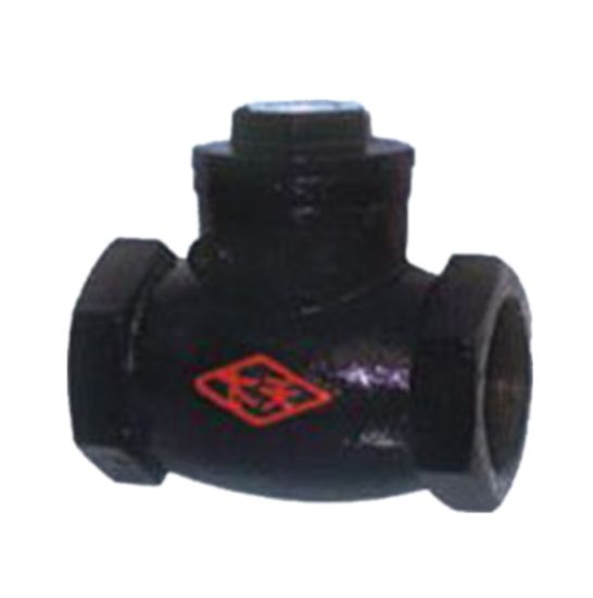 Casting Iron 16kg Low Pressure Dn200 Industrial Thread Swing Type Check Valve