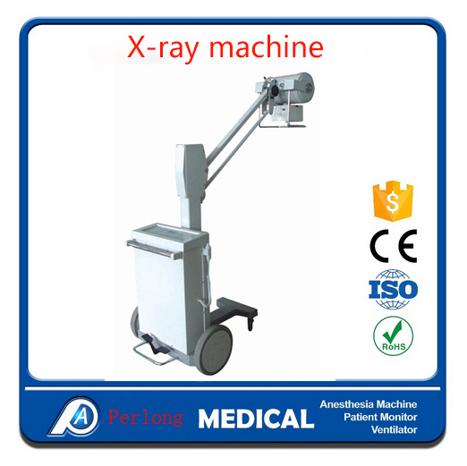 Mobile Medical Diagnostic X-ray Equipment Xm-100by pictures & photos