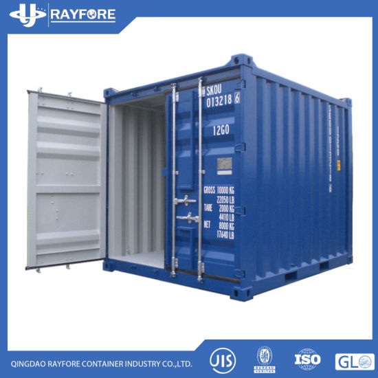 China Professional Designed 10ft Transport Steel Shipping Box Container China Container 10ft