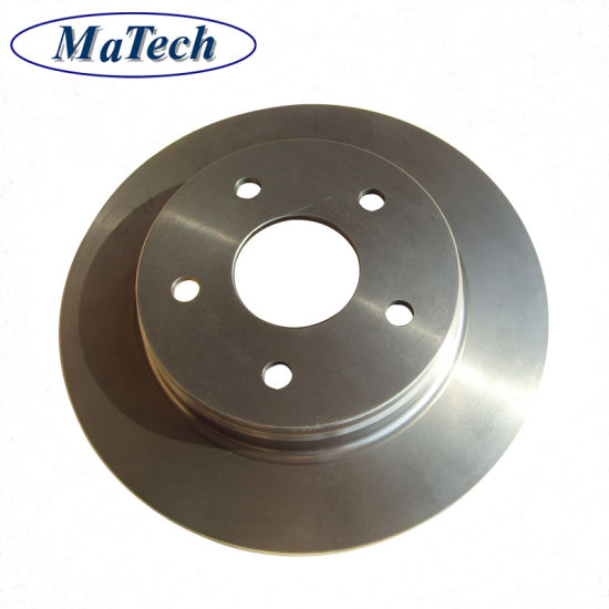 Custom Stainless Steel Automatic Accessories Casting Brake Rotor pictures & photos