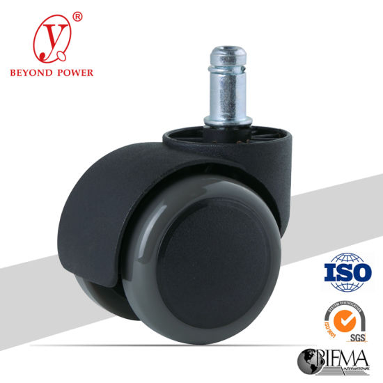 Furniture Chair Casters Wheel PVC Castor Rubber Caster  sc 1 st  Beyond Power Hardwareu0026Plastic Co. Ltd. & China Furniture Chair Casters Wheel PVC Castor Rubber Caster - China ...