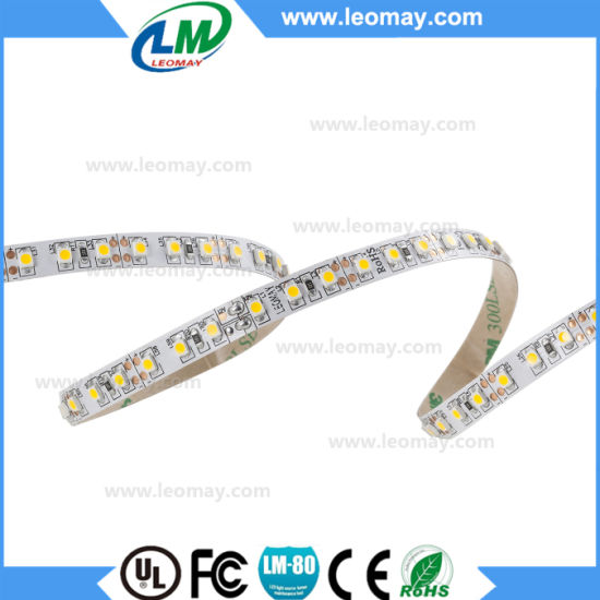 SMD3528 LED Strips Light 12VDC 9.6W Per Meter From Factory pictures & photos