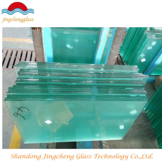 Tempered Safety Glass/Tempered Glass Wall Panel