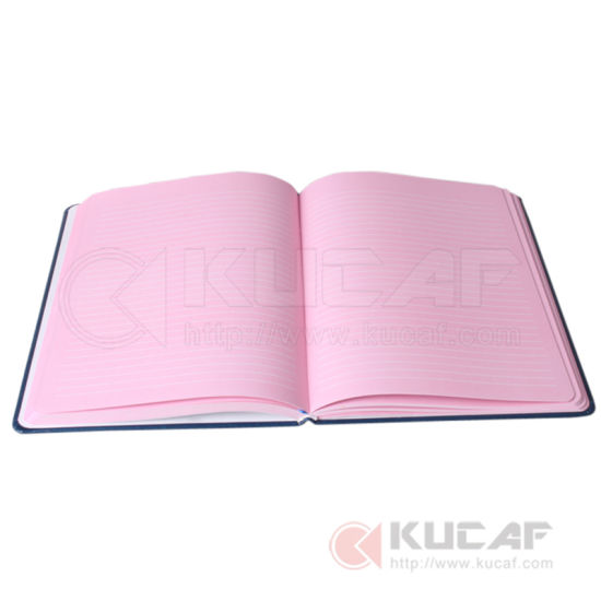 All Kinds of Paper Notebook with Bookmark pictures & photos