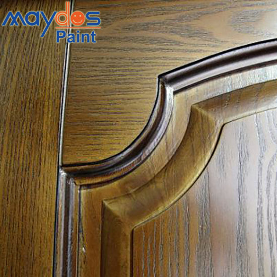 Maydos Three Packs Unsaturated Polyester Resin Furniture Coating (PE undercoat+PU Topcoat)