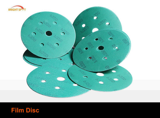 Abrasive Hook & Loop Paper Disc (Aluminium Oxide) pictures & photos