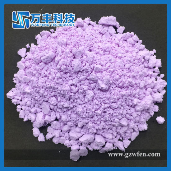 Rare Earth Neodymium Carbonate for Colorants pictures & photos