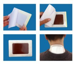 Chinese Herbal Pain Relief Patch for Back Pain