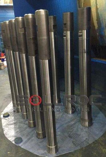 Reverse Circulation Drilling Hammer with Remet and Metzke Thread pictures & photos