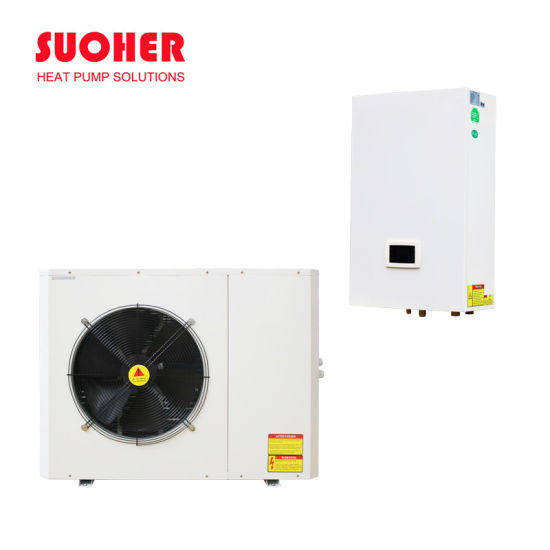 10kw Inverter Heat Pump Air to Water Split Type