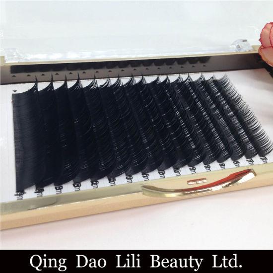 China Manufacturer 100% Real Mink Eyelash, Individual
