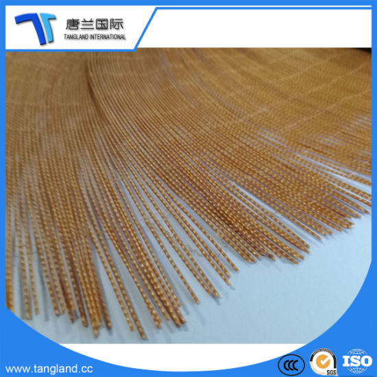 Nylon Tire Cord Fabric Used in The Reinforcement for Flexible Oil Tanks for Military Purpose pictures & photos