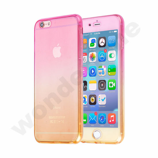 Fashion Simple Hybrid Back Cover Case for iPhone 7