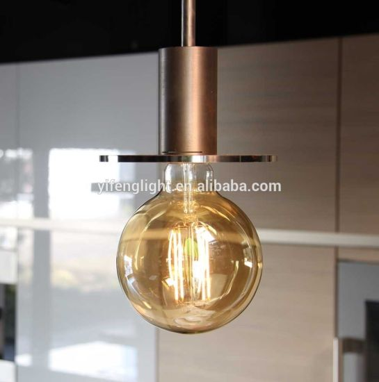 Chinese Wholesale Manufacturer LED Filament Bulb Light with Base pictures & photos