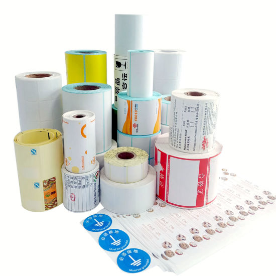 Custom Fashionable Waterproof Hot Sale Adhesive Perfume Bottle Label Sticker Cosmetic Sticker Labels
