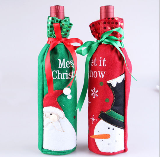 Christmas Gift Promotional Christmas Suppliers Bottle Sets pictures & photos