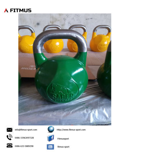 Competition Kettlebells New Shape Kettlebell Competition PRO Grade Kettlebells pictures & photos