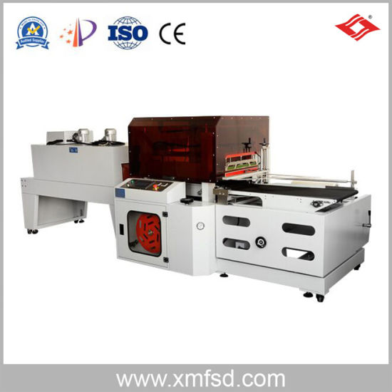 Automatic Shrink Wrapping Machine Packaging Chalk Box